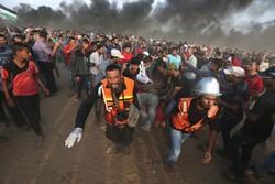 گزشتہ سال اسرائیلی حملوں میں 295 فلسطینی شہید، 29 ہزار زخمی