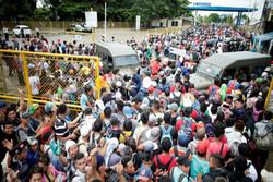 تهدید ترامپ مرز مکزیک و گواتمالا را بحرانی کرد