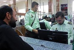 مسیر تردد پیاده روی زائران اربعین حسینی تحت کنترل است