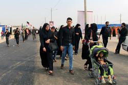 بهره مندی ۲۱۸ زائر از خدمات امدادی هلال احمر دزفول در مرز چذابه