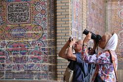Şiraz'da Nasır el-Mülk Camii