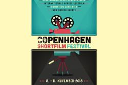 نمایش فیلمی از سرنگونی مجسمه آهنی یک دیکتاتور در دانمارک