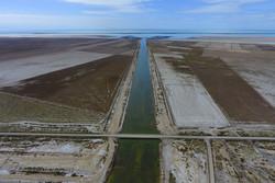 """قنوات مائية يصل طولها الى 20 كم لتربية الجمبري في محافظة """"كلستان"""" / صور"""