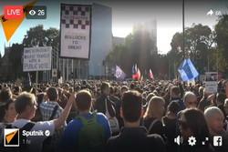 تظاهرات هزاران نفری علیه «برگزیت» در لندن/ همهپرسی دوم میخواهیم
