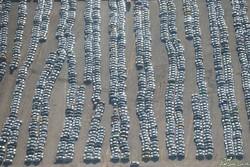 وضعیت پارکینگ بزرگ اربعین در مهران