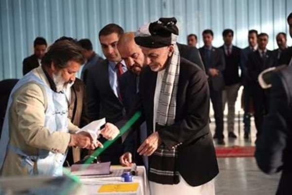 انتخابات پارلمانی افغانستان آغاز شد