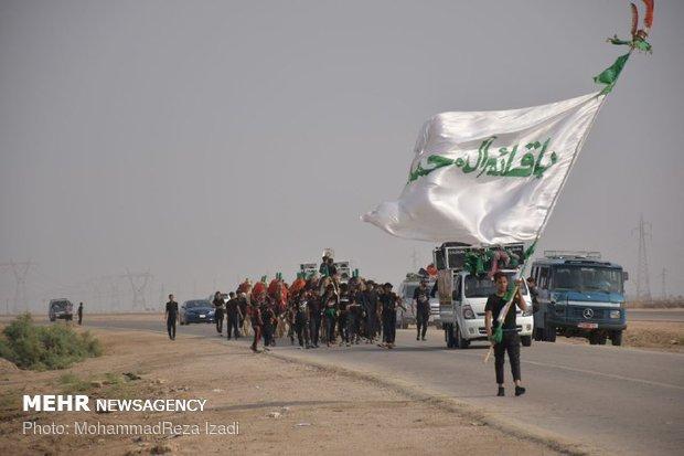 تکثیر علیاکبرهای ِخمینی در قلب عراق/ زیباتر، گواراتر و بزرگوارتر