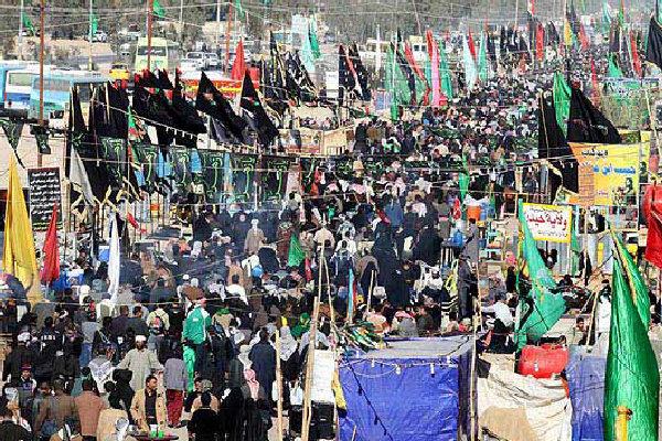قزوین در تکاپوی اربعین؛ سهم قزوینی ها از بزرگترین صلح جهان