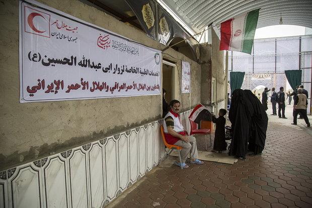 ۵۳ امدادگر هلال احمر قم در ایام اربعین به عراق اعزام میشوند