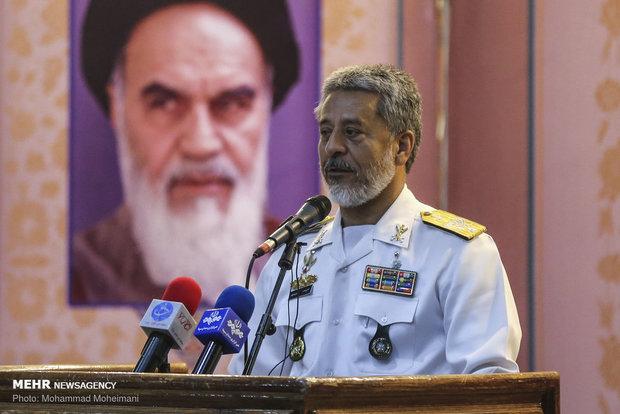 سياري: لن نسمح للناقلات الأميركية الاقتراب من المياه الإيرانية