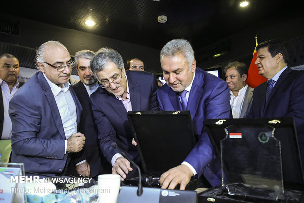 Iran, Syria hold business forum in Tehran