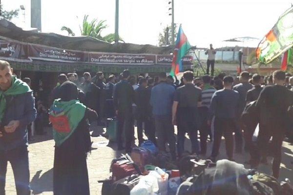 عزاداری اربعین حسینی در امامزاده عبدالله گرگان برگزار میشود