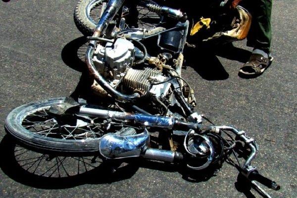 تصادف ۳موتورسیکلت درگمیشان یک کشته برجای گذاشت/۲مصدوم در کماهستند