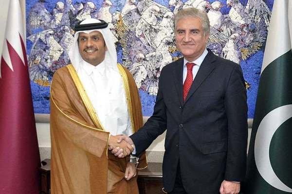 دعوت «عمران خان» از تجار قطری برای سرمایه گذاری در پاکستان