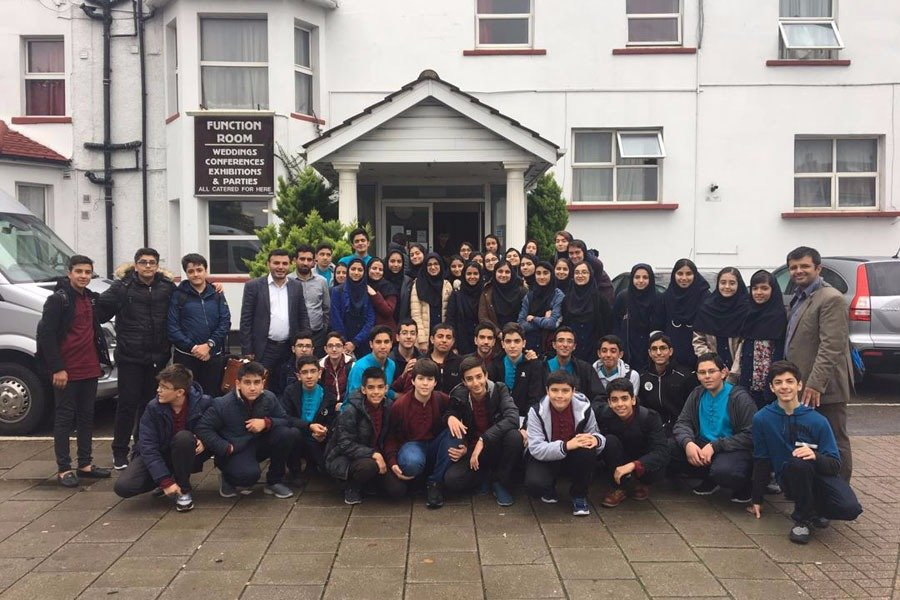 Iranian students come in first in World Mathematics