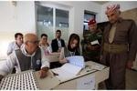 «حزب دموکرات کردستان» پیروز انتخابات پارلمانی در اقلیم کردستان شد