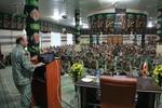 دوره شناخت منطقه عملیات در مرکز آموزش قمر بنی هاشم (ع) برگزار شد