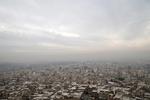 هوای کلانشهرها آلوده میشود/ بارندگی در شمال و جنوب