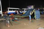 بارش شدید باران در کربلا و نجف/ توصیههایی به زائران اربعین