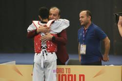 طلب تکواندو ایران را از المپیک می گیریم/ روند خوبی را طی میکنیم