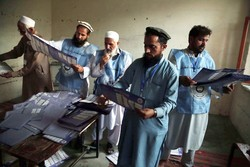 انتخابات پارلمانی افغانستان پایان یافت/اشرفغنی از مردم تشکر کرد