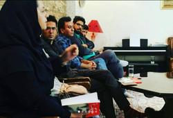 میلاد ظریف «خرچنگ» را به کرمان برد/نویسنده جنوبی در حلقه نقد