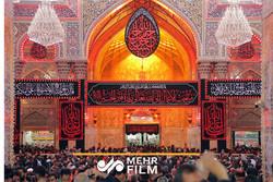 """أنشودة """"الحسين يجمعنا"""" المصورة / فيديو"""