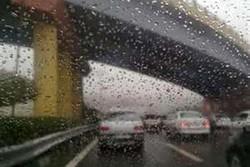 اعمال ممنوعیت های ترافیکی/مراقب لغزندگی جاده ها باشید