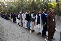 Afghan parliamentary election