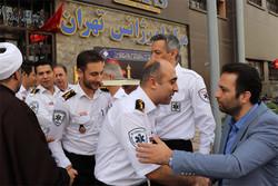 اعزام اکیپ دوم عوامل اورژانس تهران برای استقرار در مراسم اربعین