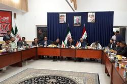 تردد ۳۰۰۰ کامیون حامل بار مواکب از مرز مهران به عراق