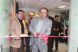 مرکز اندوسونوگرافی در مرکز آموزشی درمانی «شهید رحیمی» خرمآباد افتتاح شد