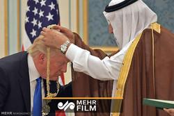 آیا  عربستان سعودی مالک ترامپ است؟
