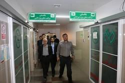 بازدید رییس علوم پزشکی از بیمارستان شهید مطهری مرودشت/راهکارهای توسعه بررسی شد