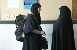 بدرقه کاروان خادمان سلامت اربعین در مازندران
