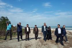 ۱۲ هزار مترمربع از اراضی ساحلی نوشهر آزادسازی شد