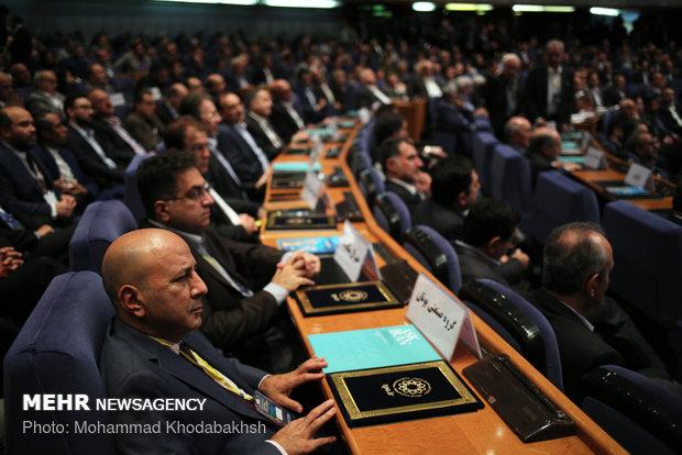 همایش بیست و دومین سالروز ملی صادرات