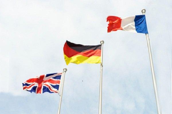 Üç Avrupa ülkesi alıkonulan İngiliz tankerini konuştu