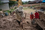 کاریگەریی گەرم بوونی زەوین لە سەر جووتیارانی کامبوج