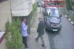 خودروی مفقودی کنسولگری سعودی پیدا شد
