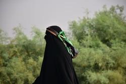 زائران اربعین به استان قادسیه رسیدند