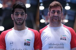 Iranian freestyle wrestlers gain two bronze at World C'ships + VIDEO