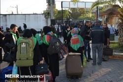 ۱۱ هزار زائر خارجی اربعین وارد آستارا شدند