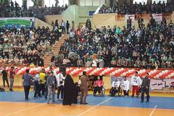 مراسم روز ملی پارالمپیک برگزار شد