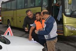افزایش نظارت ها بر ناوگان عمومی در کرمانشاه