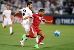 Iran Qatar