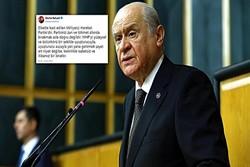 Devlet Bahçeli'den Cumhurbaşkanı Erdoğan'a af yanıtı