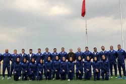 قایقرانان دراگون بوت ایران پنجم شدند