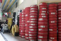 ۲۸ هزار حلقه لاستیک در استان قزوین توزیع شد