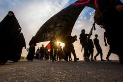 ورود اولین کاروان زائران افغانی به مرز دوغارون خراسان رضوی